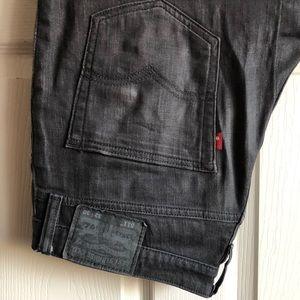 Levi's 511 Commuter Charcoal Jeans 32x30